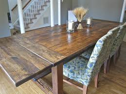 Rustic Dining Room Sets Rustic Dining Table Diy Gloss Mahogany Table Combined Design
