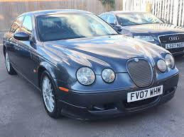 used jaguar s type manual for sale motors co uk