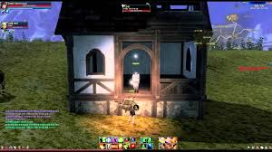 archeage online building a house and scarecrow youtube