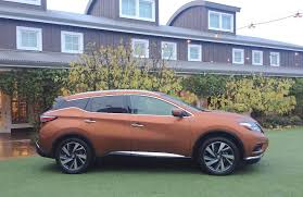nissan murano quality rating does the 2015 nissan murano punch above its weight class video