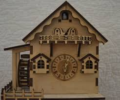 cuckoo clock arduino 8 steps with pictures