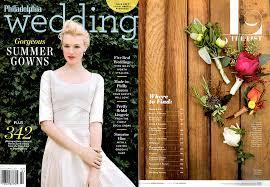philadelphia wedding magazine real wedding and editorial feature