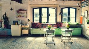 strikingly beautiful vintage studio apartment design spectacular