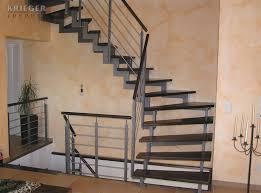 stahl holz treppe stahl holztreppen vom treppenspezialisten