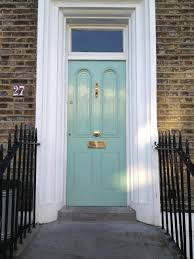 stunning front door color ideas giving catchy impression at the