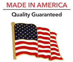 Kitchen Faucet Made In Usa Amazon Com American Flag Lapel Pin Proudly Made In Usa 1 Piece