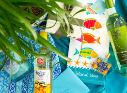 Beach Themed Gifts A Bevy Of Beach Themed Gifts For A Lucky Hostess Or Birthday Gal