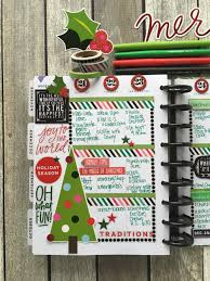 the happy planner merry christmas u2014 me u0026 my big ideas