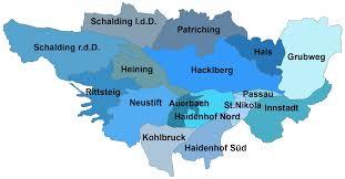 Passau Germany Map by Pasawa Wikiwand