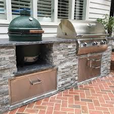 backyard grill company outdoor kitchens u2014 charlotte grill company
