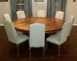 Round Dining Table Etsy AU - Large round kitchen tables