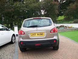 nissan qashqai tekna spec 2008 nissan qashqai tekna 2wd 1 owner with low miles great spec