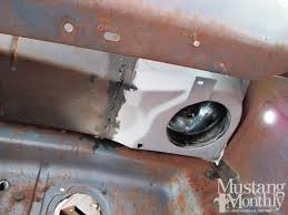 how to cowl vent repair solutions mustang monthly magazine