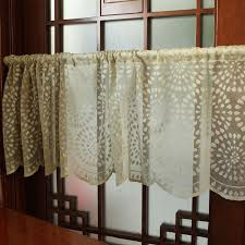 Sunflower Valance Kitchen Curtains by Compare Prices On Sunflower Kitchen Curtains Online Shopping Buy