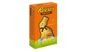 reese s easter bunny reese s milk chocolate covered peanut butter easter bunny