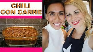 fait sa cuisine chili con carne recette traditionnelle virginie fait sa