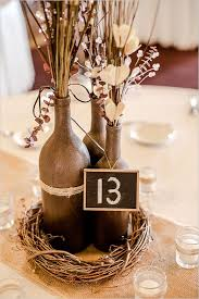 Wine Bottle Centerpieces 8 Best For The Home Images On Pinterest Wine Bottle Centerpieces