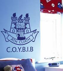 Liverpool Wall Stickers Dublin Crest C O Y B I B Wall Art Decal Wall Decal Wall Art
