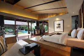 interior delightful bedroom balinese home design decoration using
