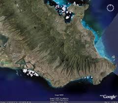 Honolulu Zip Code Map by Geog366 Honolulu Syllabus