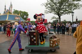 tokyo paris now shanghai small world for disney parks wtop