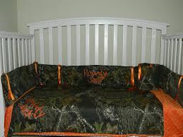 Orange Camo Bed Set Camo Toddler Bedding Camouflage Bedding For
