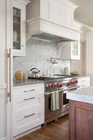accent tiles for kitchen backsplash white kitchen backsplash ideas kitchen transitional with accent