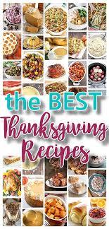 best 20 traditional thanksgiving dinner menu ideas on
