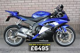 bike of the day yamaha r6 mcn