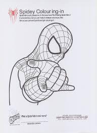 amazing spider man 2 printable speaks