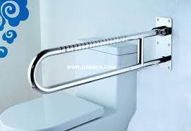 Toilet Handrail Handicap Bathroom Grab Bar Akioz Com