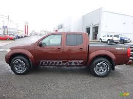 2016 forged copper nissan frontier pro 4x crew cab 4x4 108572892