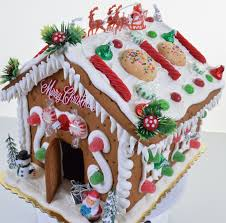 how to make gingerbread house creating gingerbread with royal