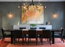 chandelier dining room lighting interior design
