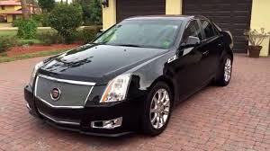 sold 2008 cadillac cts 3 6 di sedan for sale by autohaus of