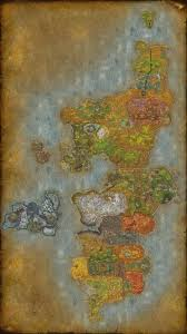World Of Warcraft Maps by World Of Warcraft Mobile Wallpaper Group 77
