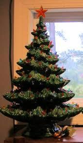 ceramic christmas trees holiday decor 5ahdc fifth avenue designs