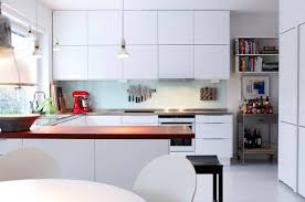 swedish home bright white kitchen of a swedish home
