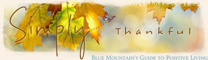 simply thankful what are you thankful for blue mountain