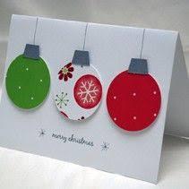 handmade christmas card by teneale teneale w joy spelled