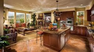 open floor plan kitchen designs cool open floor plan kitchen design transforms colonial