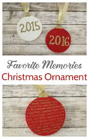 photo album in memory of christmas ornaments all can download