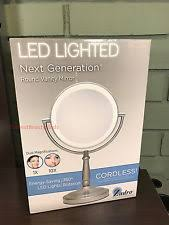 Cordless Lighted Makeup Mirror Zadro Lighted Makeup Mirrors Ebay