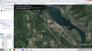Google Maps Montana Google Maps Recorded Image Of Ufo In Trout Creet Montana Usa