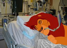 lion king remake include mufasa u0027s prolonged icu admission