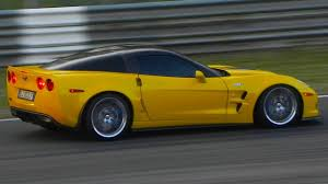 corvette zr1 yellow corvette zr1 modified exhaust amazing sound flames