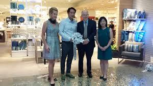 crate u0026 barrel u0027s new store at sm aura philippine tatler