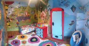 Paint Ideas For Kids Rooms by Colorful Wall Painting Ideas Kids Room Decorating By Kerry Wright