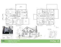 cohousing floor plans house plans bristol village cohousing