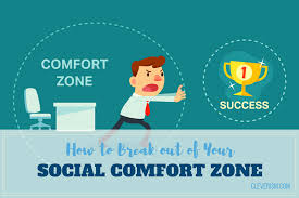 What Is Comfort Zone Mean How To Break Out Of Your Social Comfort Zone